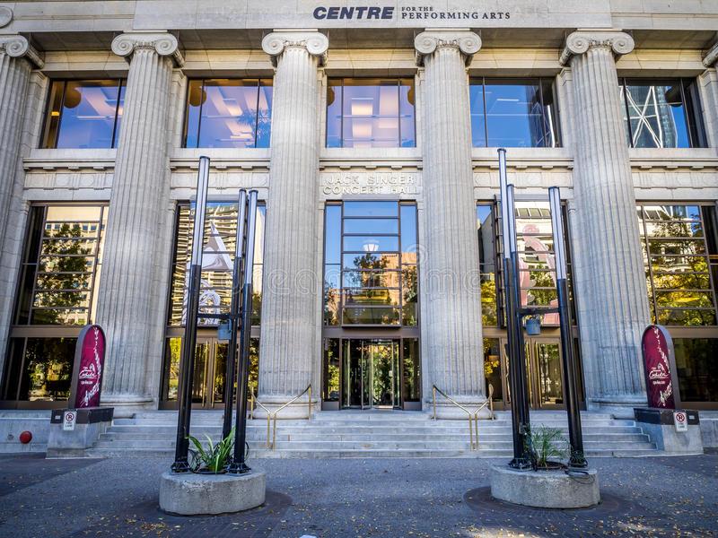 Epcor Centre Dan Kegiatan Seni Kelas Dunia