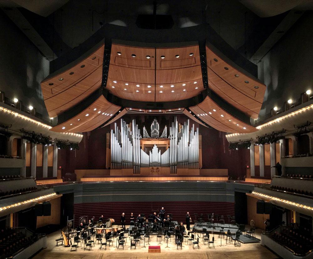 3 Contoh Gedung Pertunjukan Yang Terdapat Dalam Epcor Center US
