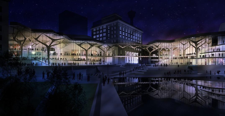 Arts Commons – Epcor Centre Calgary