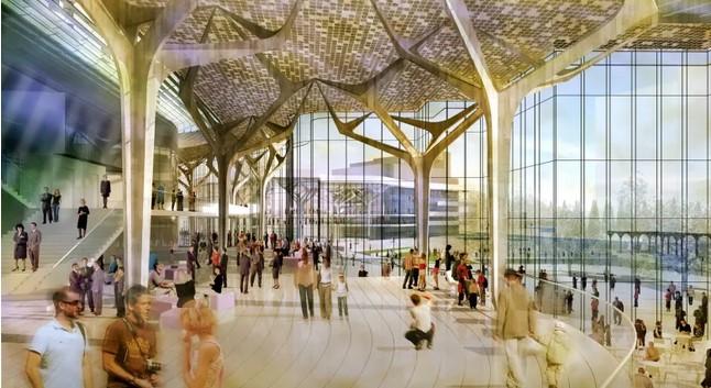 Haruskah Calgary menghabiskan $ 412 juta untuk meningkatkan Art Commons